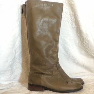 Halogen Boots Knee High Extended Calf Size 8.5